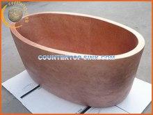 Handmade Copper Bathtub