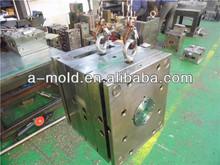 high precision plastic mold production