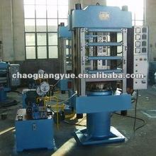 Tyre Tread Vulcanizing Machine/rubber curing press
