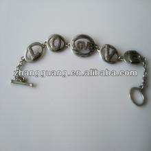 L O V E Love Alloy Bracelets