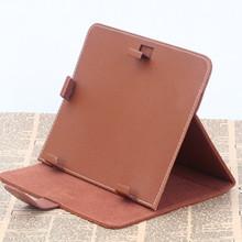 high quailty leather case for samsung pad A1-07
