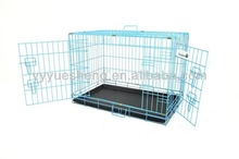wire folding breeding cages for dogs /crate dog cage