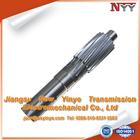industrial solid metal shaft parts