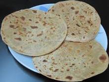 Congelado indiano pães