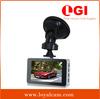 high quality G2W with G-senor 170 degree 4X zoom full hd 1080P cctv car dvr