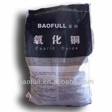 Top Grade Copper Oxide Black Powder For Ceramic Pigment
