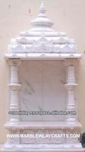 White Marble High Quality Mandir