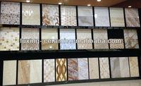 300*600 300*450 3d ceramic tile showroom display