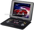 Barato mp4 usb reproductor de DVD portable mp4