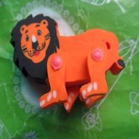 wholesale dry eraser/cool lion eraser