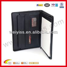 Portfolio leather case for ipad 3 tablet china
