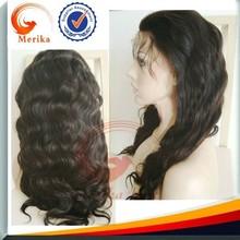 Factory wholesales high quality virgin brazilian silicon base wig