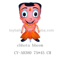 Wholesale chhota bheem helium foil balloon,inflatable balloon made in china