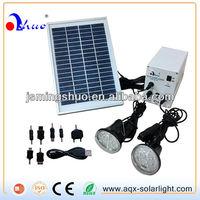 Portable 5W Solar energy System,Solar home light