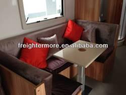 motor home recreation vehicle