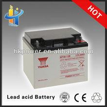 yuasa np38-12 12v 38ah deep cycle battery 12v 38ah sla battery 12v 38ah dry cell lead acid battery