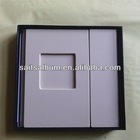 Wholesale leather CD/DVD case producer in China
