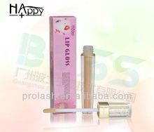 HAPPY PARIS OEM provider/lip gloss-colorful and pink lip gloss