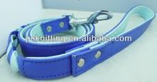 Wholesale MOQ:100pcs High Quality PU Pet Leash Dog Chaplet Pet Leads Dog Products Pet Products