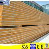 Polyurethane Freezer Panels styrofoam blocks for sale with ISO cold room