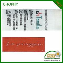 apparel label international