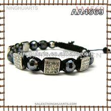 wholesale flat beaded bracelet fertility bracelet made in China