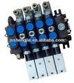 dcv 60 hidráulica de la serie de la válvula de bloque