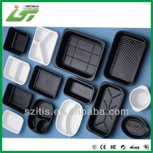 custom plastic vacuum forming chocolate tray manufacturer