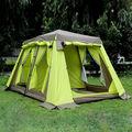 5 - 8 persona 2 habitación 6 de la puerta de la familia de campamento tienda de campaña
