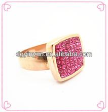 2014 fashion gorgeous wedding ring wholesale jewelry