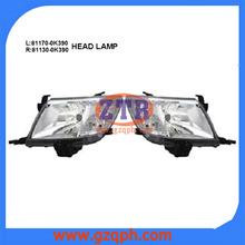 Head Lamp OEM L 81170-0k390 R 81130-0k390 For Toyota Hilux Vigo