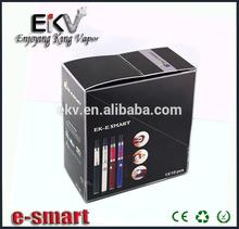 Shenzhen factory direct sale personal vaporizer pen E-smart best blister kit