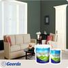 Geerda Decorative Waterproof Acrylic Interior White Wall Paint