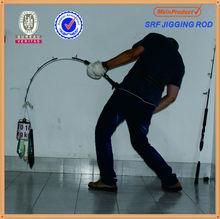 JGR015 Nano Jigging rod weihai fishing tackle