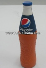 2014 new various fashion OEM pvc 2GB customized pens driver cola pens flash for pespi cola sticks pen