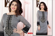 Fashionable Kurtis Collection Designer Kurtis Ethnic Wear Fancy Party Wear 350 Size 38/40/42/44