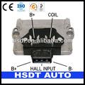 bm130 de peças auto módulo de ignição bosch 1227030030 lucas dab954 magneti marelli 940038504