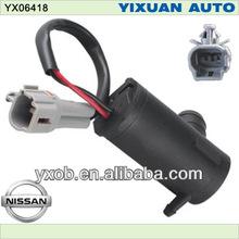 low price 12V/24V Nissan washer pump/spary motor