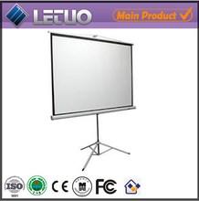 Best price projector screen floor screen pull up screen