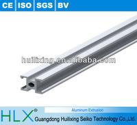 Competitive alloy U Profiel Aluminium supplier, direct sell U Profile Aluminium assembly line for conveyor