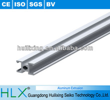 Competitive alloy U Profiel Aluminium supplier, direct sell U Profile Aluminium assembly line for conveyor