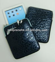 Neoprene Leather Tablet sleeve Bag For I Pad Macbook Samsung