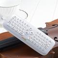 2.4g aire ratón mini teclado bluetooth con 3d juegos de movimiento para android tv