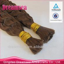 100% human hair weaving remy italian body wave hair