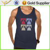 Fashion high quality Customized tank top printing