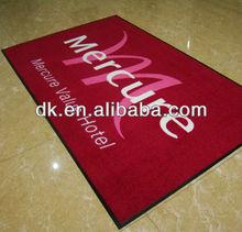 Fireproofing Logo Flooring Carpet