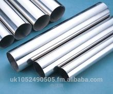high quality titanium Pipes