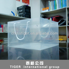 White handle Shopping bags Plastic Carrier