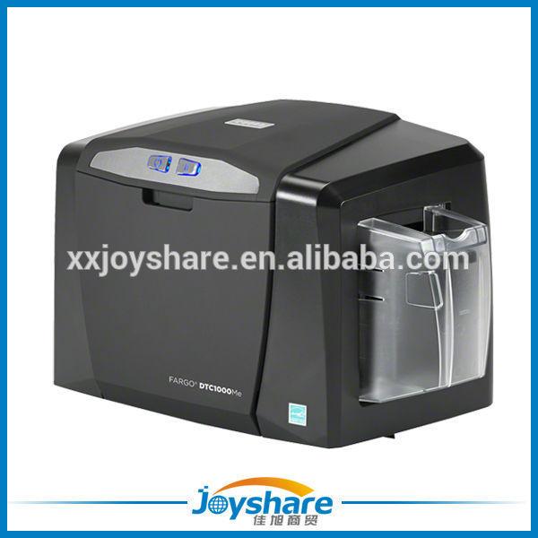 Fargo DTC1000 PVC card printer Single Sided Thermal Transfer Printer