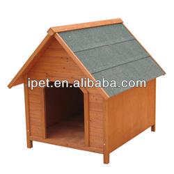 Modern Large Wooden Dog Boarding Kennels for Sale DK008